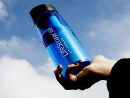 LifeStraw Go: Evolution in the Bottle