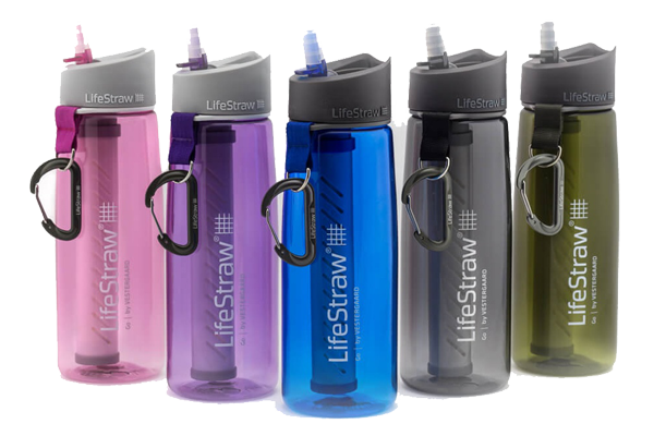 LifeStraw Go : 2-Stage Filtration
